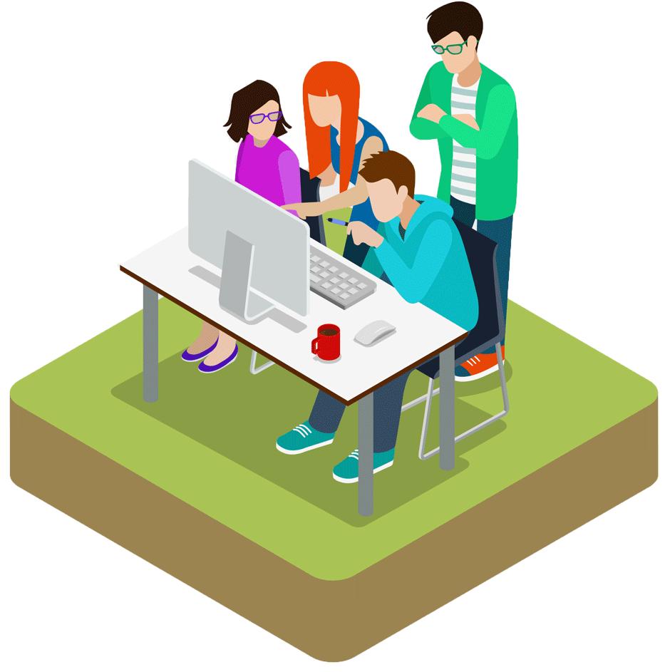 تحول کسب و کارهای کرجی با طراحی سایت حرفه ای
