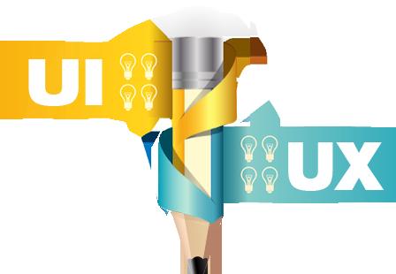 طراحی ui و طراحی ux در طراحی قالب سایت